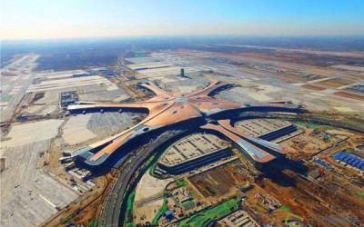北京国际新机场综合管廊