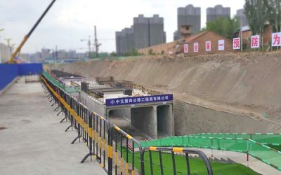 内蒙赤峰中心城区管廊