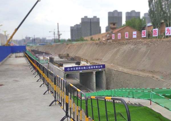 赤峰中心城区管廊