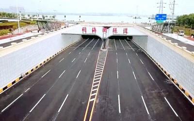 宁夏银川沈阳路管廊